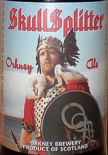 A drink to g-g-...grandpa Thorfinn Skullsplitter.